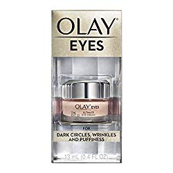 Olay Ultimate Cream for Dark Circles and Wrinkles, 2 Month Supply